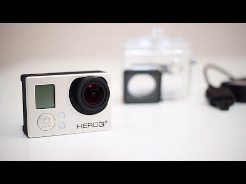 GoPro Hero 3+ black edition: recensione, prove video e test ita