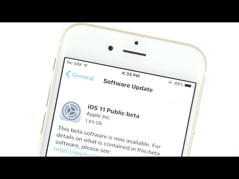 How To Install iOS 11 Public Beta?