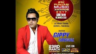 Ptc Punjabi Music Awards 2017 / Jasmine Sandlas / Jordan Sandhu/