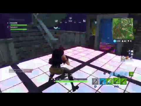 Fortnite(possibly shouting in anger):)