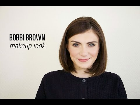 Bobbi Brown Makeup Look    The Very French Girl