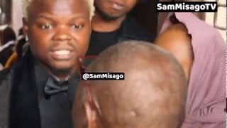 HARMONIZE Amuondoa Alikiba Msibani Kwa MBALAMWEZI TANDIKA
