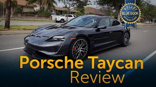 2020 Porsche Taycan | Review & Road Test