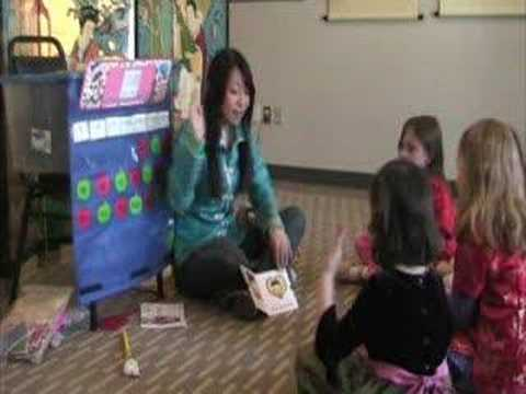 Chinese Classes for Kids