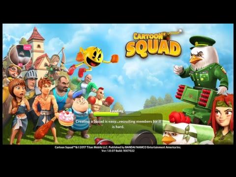 Omlet Arcade ile beni CartoonSquad oynarken izle!