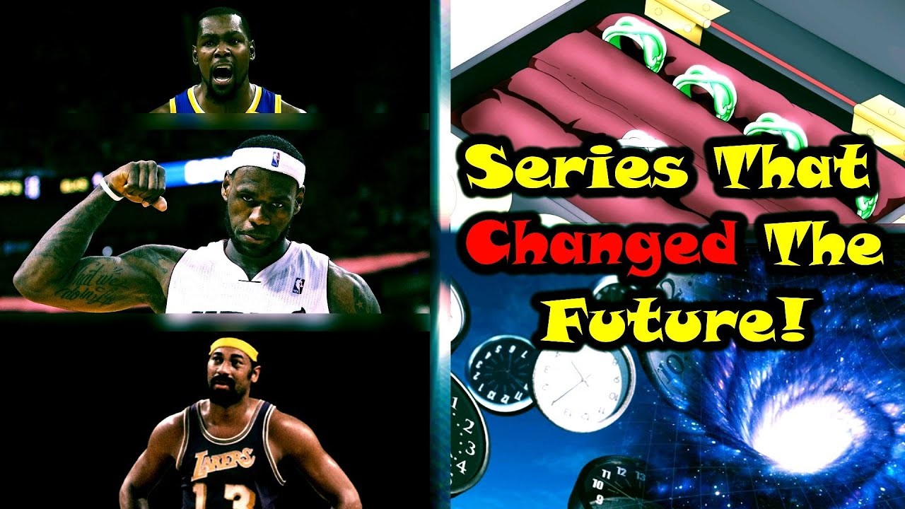 5 NBA Playoff Series That GREATLY Changed The Future!