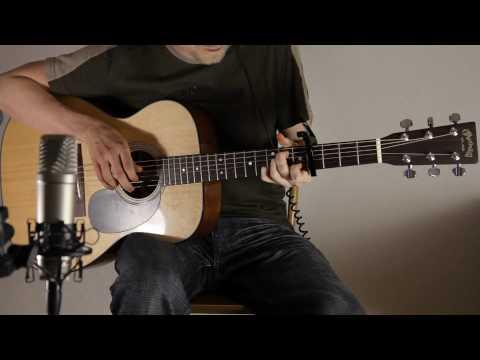 Castlevania - Bloody Tears (Acoustic Guitar)