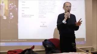 Alberto Bentoglio - Storia del teatro e dello spettacolo - Lezione del 20 Ottobre