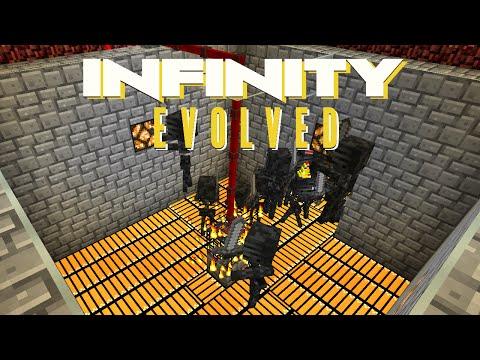 Minecraft Mods FTB Infinity Evolved - STABILIZED SPAWNER [E47] (Modded Expert Mode)