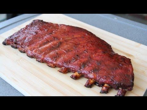 Hot Ribs, BBQ Pork Spare Ribs - Video Recipe