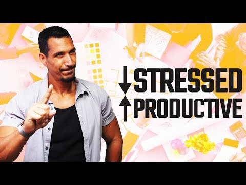 Be More Productive And Less Stressed With This Simple Trick!