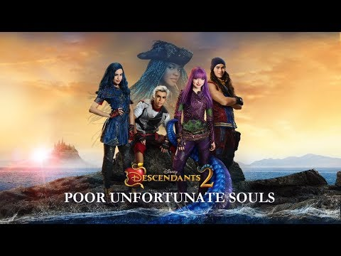 China Anne Mcclain - Poor Unfortunate Souls From Descendants 2 (With lyrics + download links)