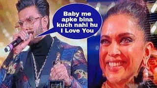 Emotional Deepika Padukone crying on listening hubby Ranveer Singh