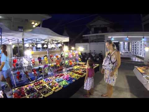 Night Market Hua Hin / Ночной Рынок Хуахин