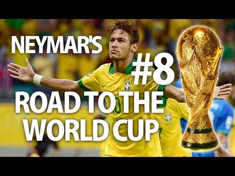 Fifa 13 | Neymar's Road To The World Cup - EP. 8 | Division 1 Title?