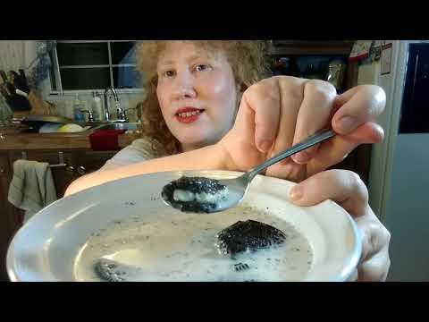 Oreo Cereal Mukbang