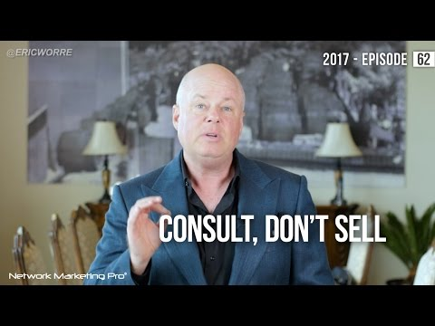 Consult Don't Sell