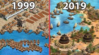 Age of Empires 2 HD vs Age of Empires 2 Definitive Edition