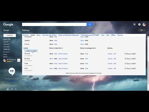How To Get Mail Into Specific Folder In Gmail Automatically