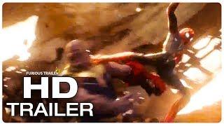 Download AVENGERS INFINITY WAR Spiderman vs Thanos Trailer (2018) Superhero Movie Trailer HD Video