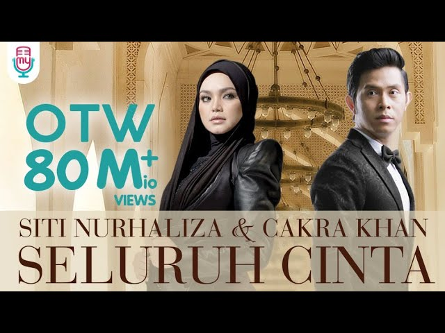 Download Siti Nurhaliza & Cakra Khan - Seluruh Cinta MP3 Gratis