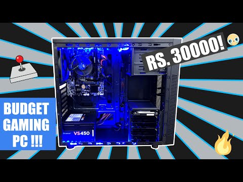 Building A Budget Gaming PC in Rs. 30000 EP 1 : PARTS - Let's Game