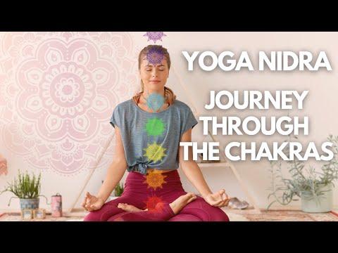 I AM Yoga Nidra: Journey Through the Chakras led by Kamini Desai
