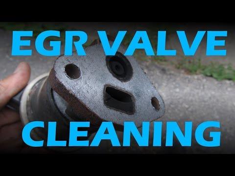 Honda EGR Valve Cleaning