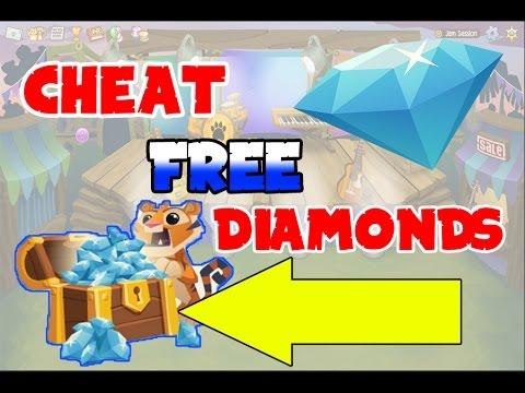 BIGGEST CHEAT TO GETTING FREE DIAMONDS ON ANIMAL JAM!