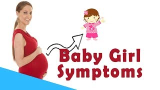 10 Important Symptoms of a Baby Girl During Pregnancy