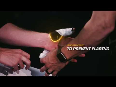 EvoShield Catcher's Thumb Guard Fitting Video