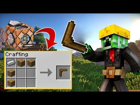 MCPE Working BOOMERANG in minecraft pe 1.4?! Command block tutorial - Minecraft PE 1.5.0.0