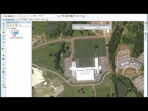 Google Maps Layer