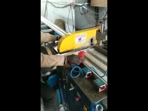 Aluminum pipe cutting machine   - China manufacturer