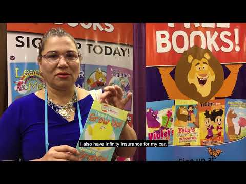 Read Conmigo at CABE 2018 Conference | Infinity Insurance