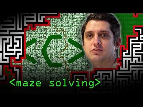 Maze Solving - Computerphile