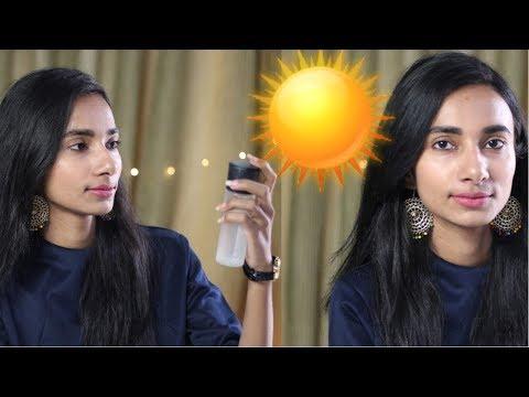 गर्मियों में मेकअप को देर तक कैसे टिकाएं - 10 Tips for Long Lasting/ Sweat Proof Summer Makeup