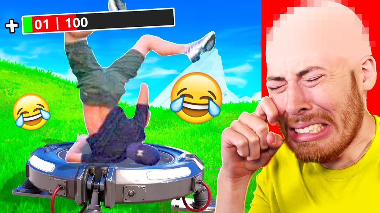 IF You Laugh = You Take OFF Your Hat (Fortnite DO NOT Laugh)
