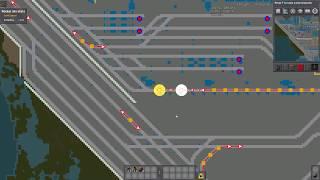Welcome to Factorio 0 17 #41 VANILLA TRAIN NETWORK - PakVim