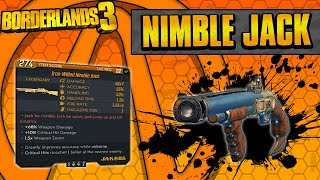 Download Borderlands 3 | Nimble Jack Legendary Weapon Guide (Sniper Shotgun!) Video