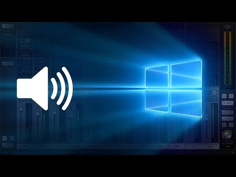 Optimizing your Windows Computer for Audio