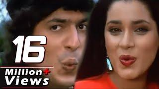 Main Tera Tota, Tu Meri Maina - Chunky Pandey, Neelam, Paap Ki Duniya Song (duet)