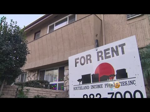 New Housing Survey Says Many LA Residents Are Having Trouble Paying The Rent