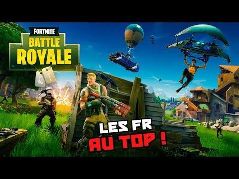 Fortnite - Battle Royale : Les joueurs français au Rendez-vous