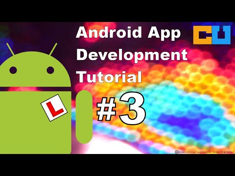Android Tutorial #3: Customise Android App Icon