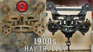 1900s Hay Trolley [Rescue]