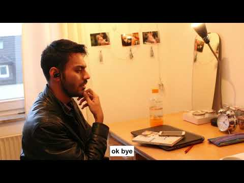 Pathan on Visa appointment in germany