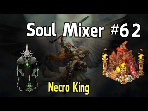 Social Empires - Soul Mixer #62 Necro King