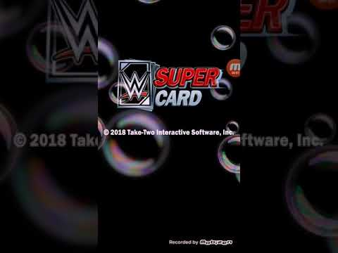 WWESUPERCARD INTRO SPEED HACK