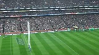 Irlanda - Italia inno irlandese gaelico